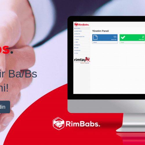 RimBabs Hızlı ve Güvenli Ba/Bs Mutabakat Sistemi